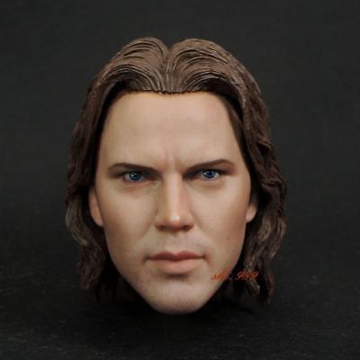 1//6 Scale Hot Toys TrueType TTM14 Head Sculpt X-men Gambit Taylor Kitsch
