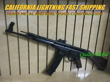 FILM PRO MP44 MOVING PARTS HD METAL W REAL WOOD WW2 German StG 44 MOVIE PROP GUN