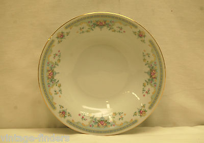 "Old Vintage Winley 8-1/4"" Coupe Soup Bowl Fine Porcelain China WLE4 Pattern"