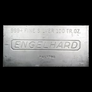 100-oz-Silver-Bar-Engelhard-SKU-166597
