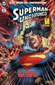 DC SUPERMAN UNCHAINED 3