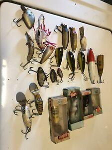 Vintage-Lot-Heddon-Fishing-Lures