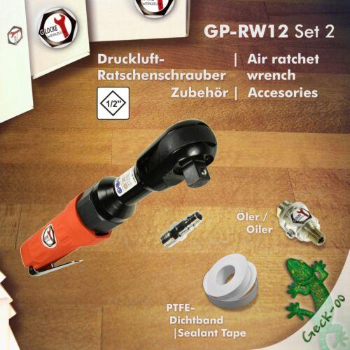 1//2/'/' Druckluft-Ratschenschrauber GLOCKE Werkzeuge GP-RW12 CE Knarre ZubehörSets