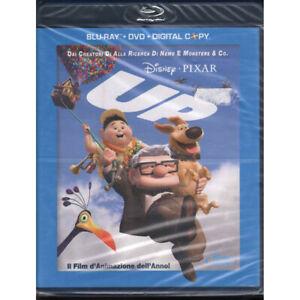 UP Special Ed BRD Blu Ray Dvd Digital Copy Peterson Bob Docter Peter Sigillato