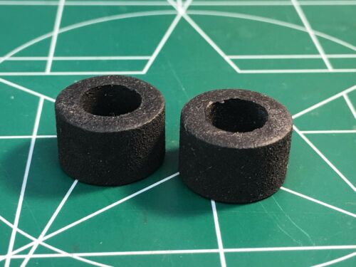 AURORA AFX 4 GEAR SPECIALTY CHASSIS DRAGSTER REAR TIRES 1pair #742