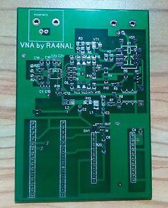 PCB for Vector Network Analyzer for HF antennas (miniVNA 1