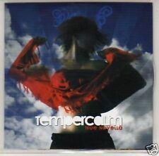 (J260) True Novella, Tempercalm - DJ CD