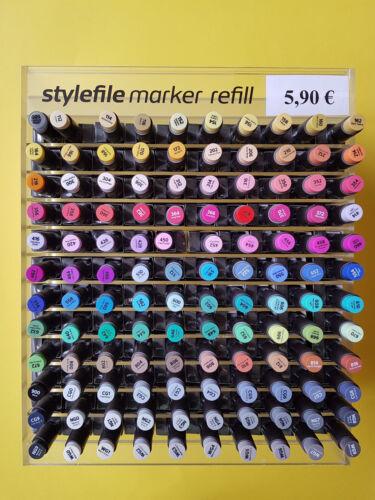 Stylefile Marker Refill Rellenador Para Todos los Colores a Elegir