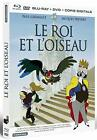 Le Roi et L'oiseau Combo Blu-ray DVD copie digitale StudioCanal