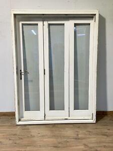 Miraculous Timber Wooden Bifolding Doors Bi Folding Bifolds Double Glazed Small Narrow Thin Ebay Door Handles Collection Olytizonderlifede