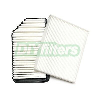 CABIN AND AIR FILTER COMBO FOR KIA SOUL 2.0L ENGINE 2014-2018
