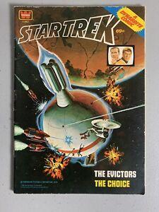 Star-Trek-1-Dynabrite-Comic-1978-Whitman-Good-Condition-Great-Gift