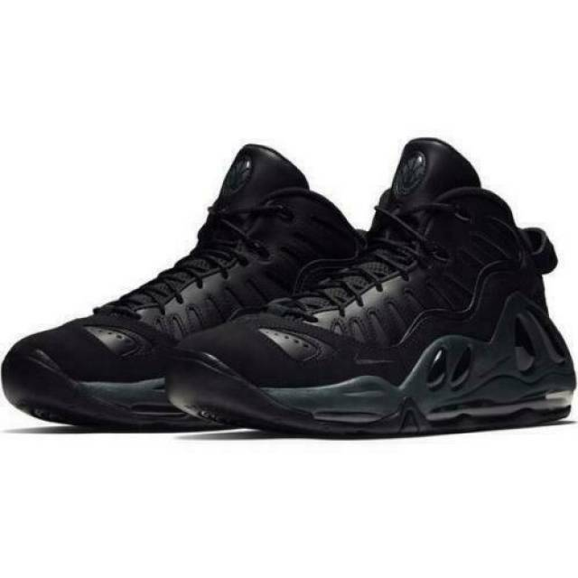 Air Max Uptempo 97 Nike 399207 002 blackblack dark
