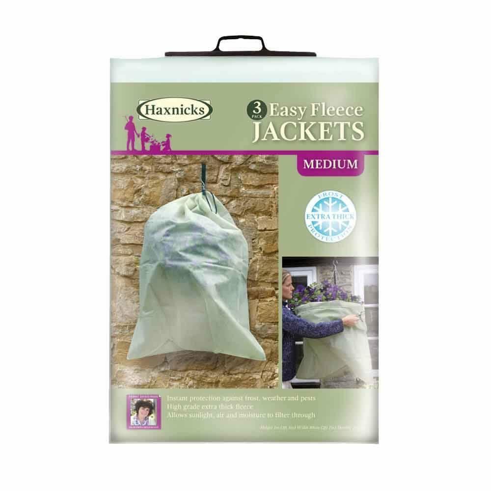 Easy fleece Jackets-Pack of 3 Frost,Weather & Pest Protection.High Grade Fleece