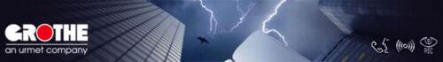 Grothe 43560 Funkgong Set Calima 200 récept portée 250 M blanc article retourné