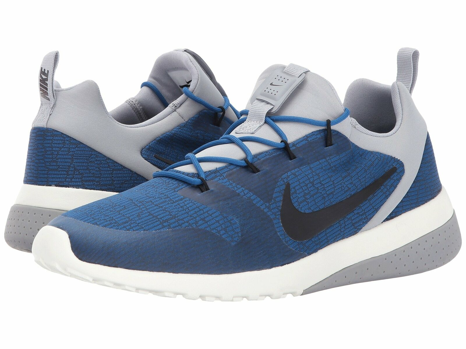 Nike Mens CK Racer Fabric Low Top Lace Up Running Sneaker