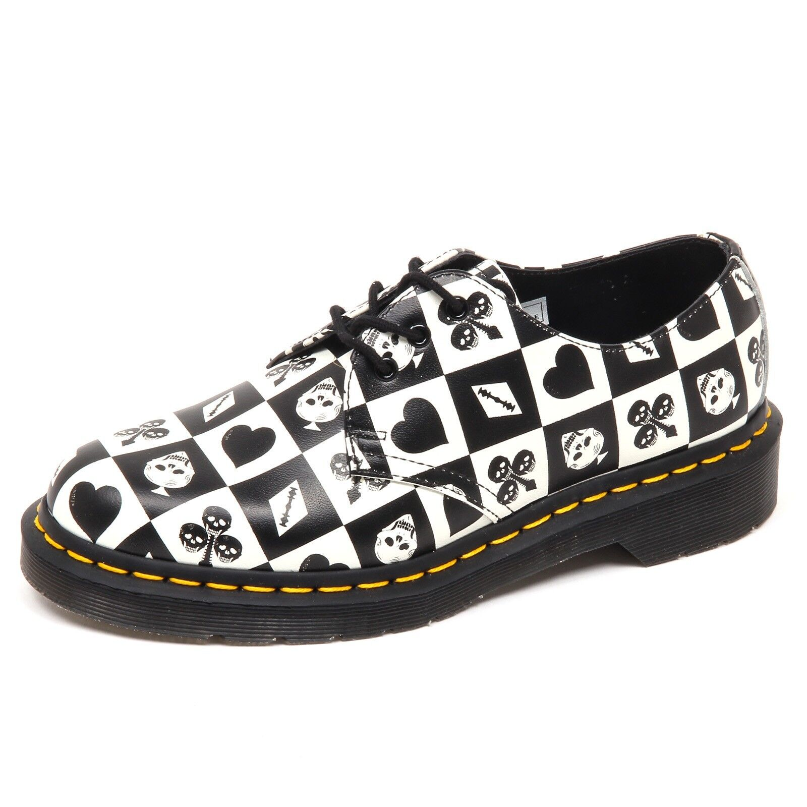 D7098 (SAMPLE NOT scarpa FOR RESALE WITHOUT BOX) scarpa NOT donna DR. MARTENS shoe woman c240f5