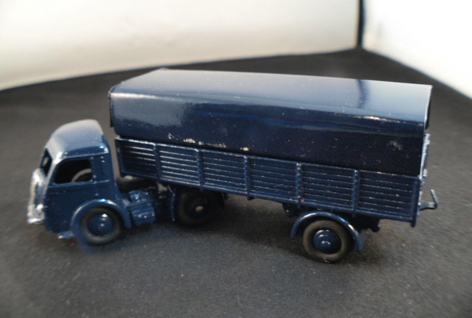 Dinky Toys F n° 32AB Panhard semi-remorque SNCF repeint
