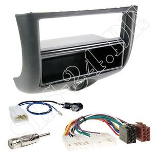 toyota yaris p1 autoradio radioblende anschlusskabel. Black Bedroom Furniture Sets. Home Design Ideas