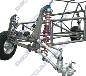 Details about New Sandrail Front Coil Suspension Kit 12 Inch Travel Fox  Shox - VW Dune Buggy