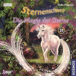STERNENSCHWEIF-FOLGE-31-DIE-MAGIE-DER-STERNE-CD-NEU