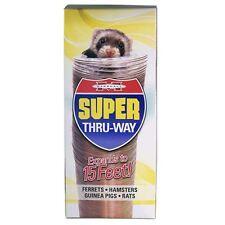 Marshall Super Thru-Way Small Animal Tunnel Toy