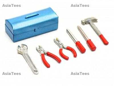 Scale Accessories - RC Tool Set Red Boom Racing