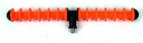 ORANGE MDI 12 Positon Feeder Rod Rest Head Designed for All Tip Work