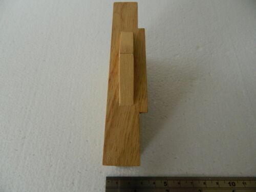 """escala 1//12th Casa de Muñecas de Madera /""""Smallbone estilo/"""" Top Armario H1.8"""