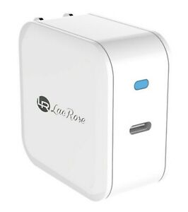 USB-Type-C-Wall-Charger-LacRose-Foldable-30W-PD-PowerPort-Speed