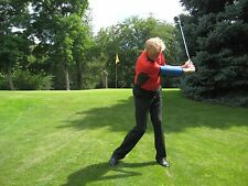 "Left Hand Golfer - Bending Your Arm, Get Help From The ""Straight Arm"""