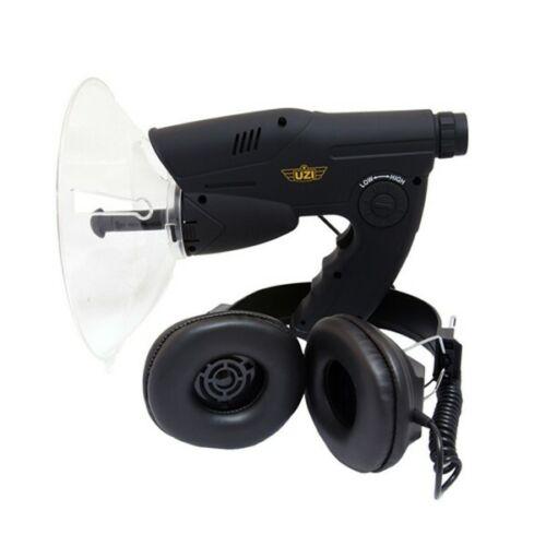 Uzi UZIOD1 Observation Device Handheld Device Features Parabolic Sound Collector