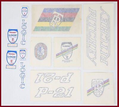 sku Ritc-S112 Ritchey 1986 Ultra Bicycle Decal Set