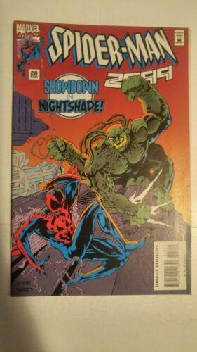 Spider-Man 2099 #42 April 1996 Marvel Comics