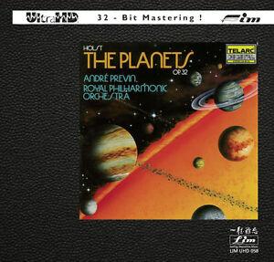 HOLST THE PLANETS FIRST IMPRESSION MUSIC LIM-UHD-058 ULTRA HDCD PREVIN - Wiesbaden, Deutschland - HOLST THE PLANETS FIRST IMPRESSION MUSIC LIM-UHD-058 ULTRA HDCD PREVIN - Wiesbaden, Deutschland