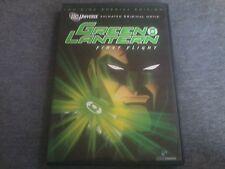 GREEN LANTERN - First Flight (Special Edition) 2 DVD Set