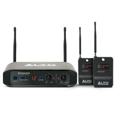 Alto Professional Stealth Wireless Stereo System for Active Speakers *BRAND NEW*