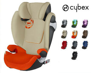 cybex solution m fix isofix child car seat 15 36 kg. Black Bedroom Furniture Sets. Home Design Ideas