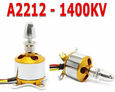 A2212 1400KV Brushless Outrunner Motor For RC Helicopter Aircraft Quadcopter