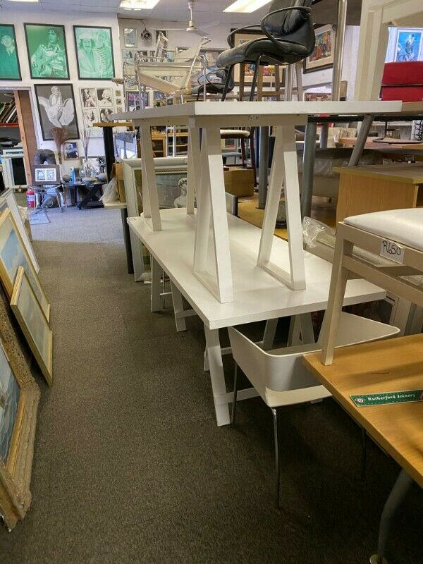AFFORDABLE OFFICE HAS A 30% SALE ON STRAIGHT ,L SHAPE DESKS AND CHAIRS