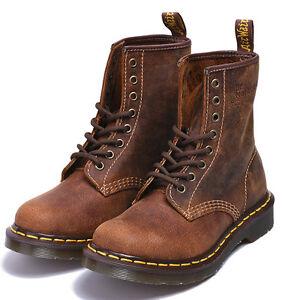 Chaussure Dr Martens 1460z gaucho brun Tj5jlf