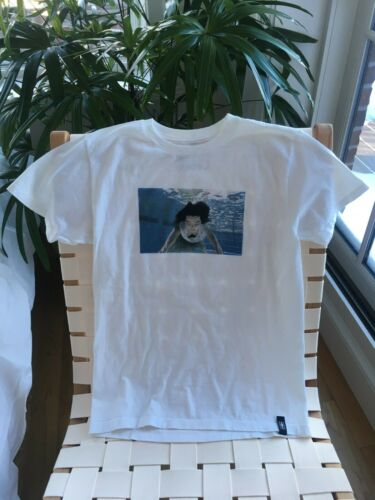 Girl Skateboards Spike Jonze Bjork T-Shirt Small