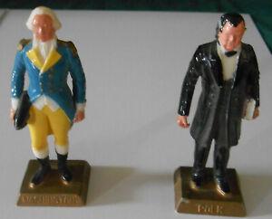 Washington-amp-Polk-Marx-Presidents-Vintage-Toys-1960s
