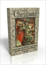 Vintage Christmas - 500 public domain images, music & poems on DVD
