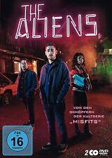THE ALIENS  2 DVD NEU  MICHAEL SOCHA/MICHAELA COEL/JIM HOWICK/+