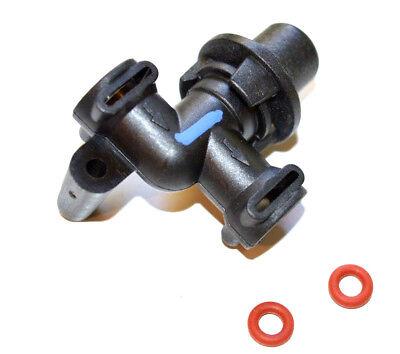   Auslauf-Ventil Reparatur Formdichtung 2x passen JURA Ventilstift O-Ring