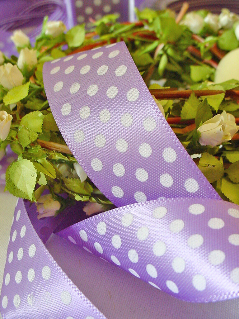 Geschenkband Feines Satin Ripsband Schmuckband Breite:10-20-30-40mm Länge:5m