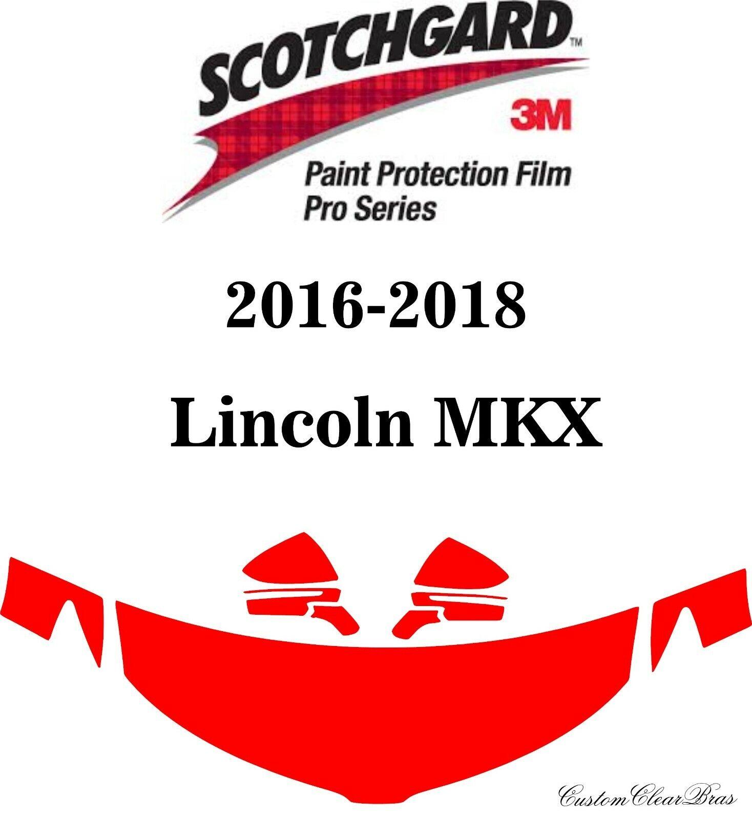 3M Scotchgard Paint Protection Film Clear Pre-Cut 2018 2019 Lexus NX F-Sport