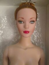 Nights in White Satin Tyler Wentworth Nude Tonner DOLL SA Body 2001 Box Stand