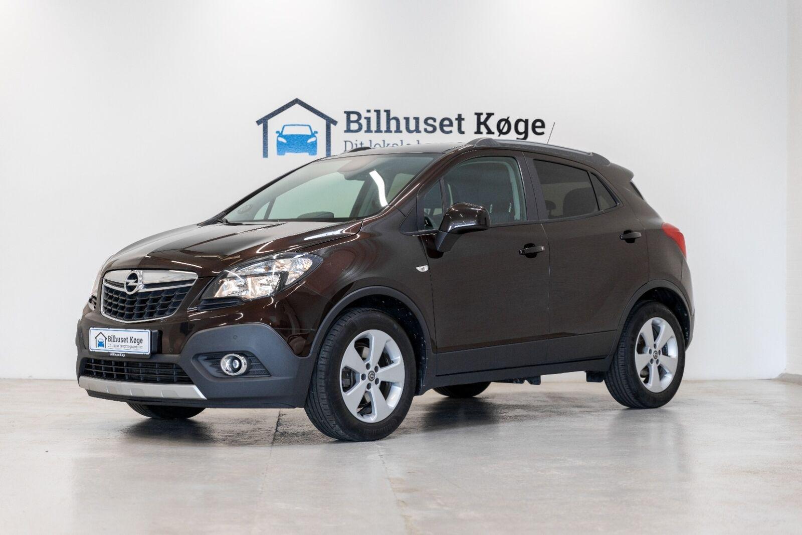 Opel Mokka 1,4 T 140 Enjoy aut. 5d